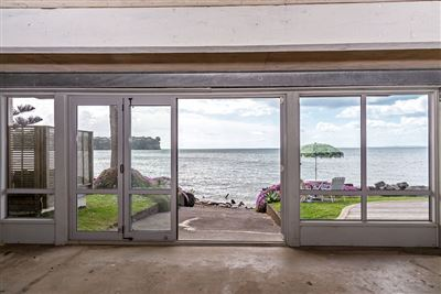 Breezeway right underneath your unit....  direct access to beach....