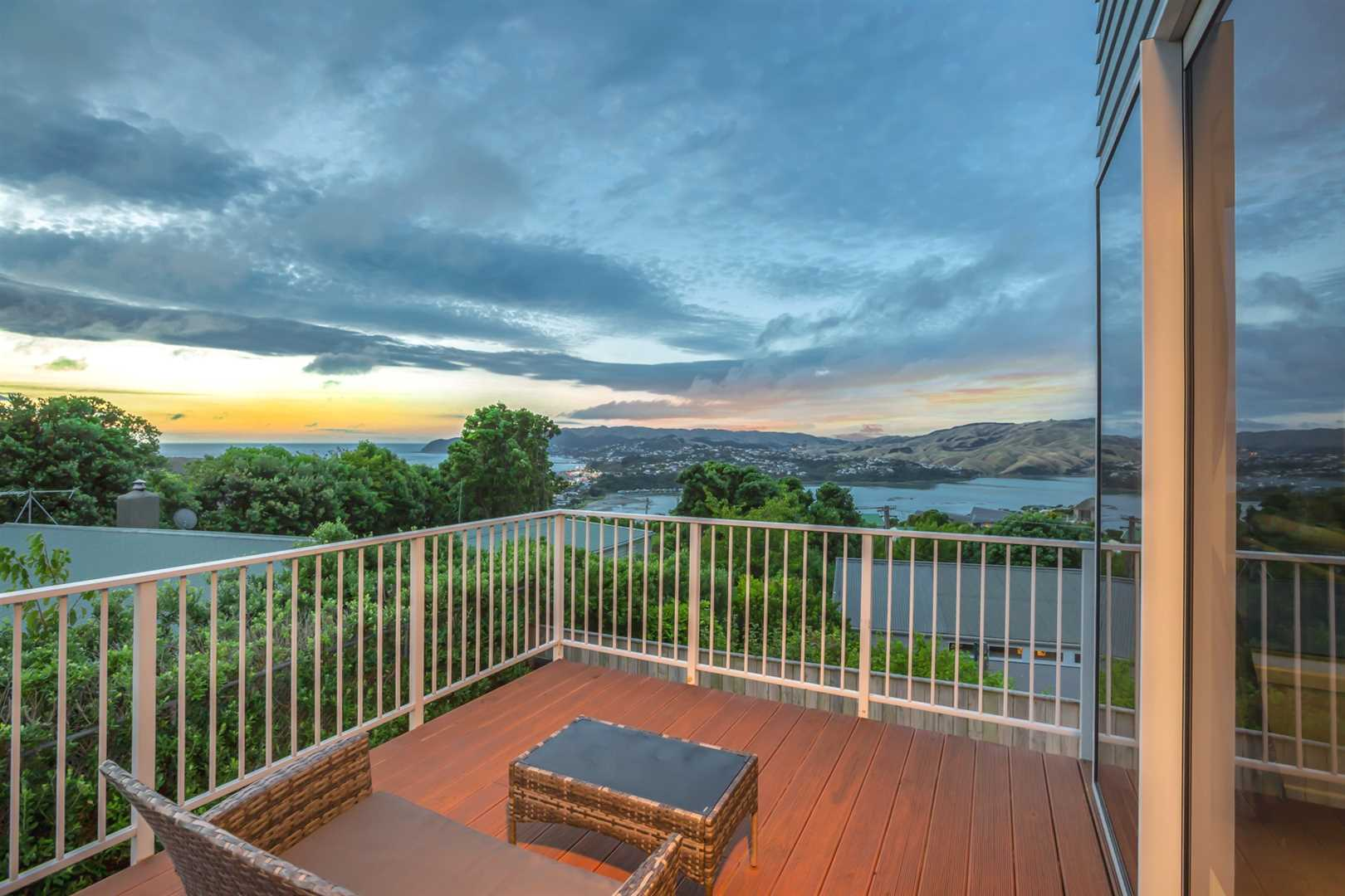 Smart, Stylish & Stunning Views!  -  Auction