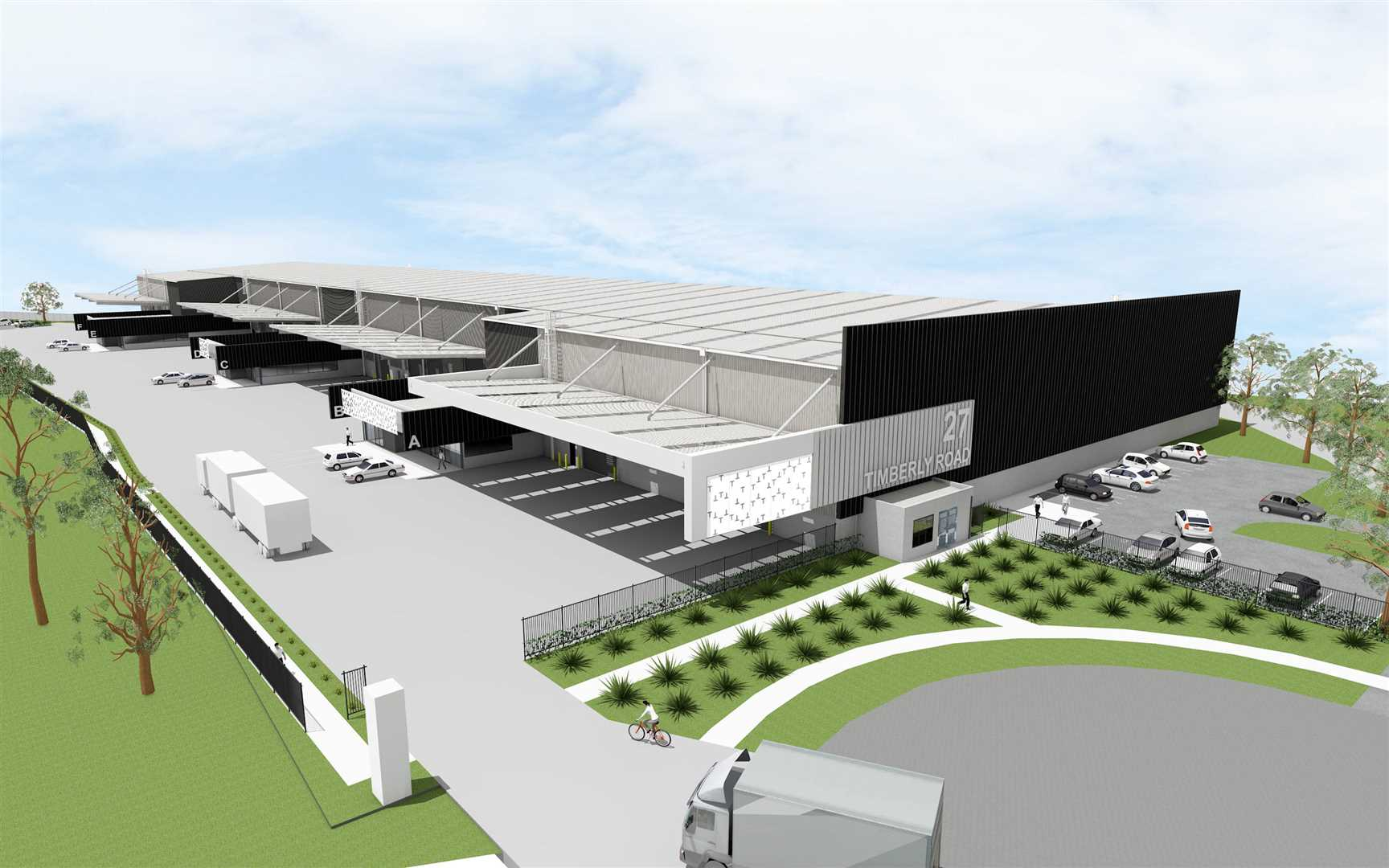Auckland Airport Industrial - sizes to suit, spec builds