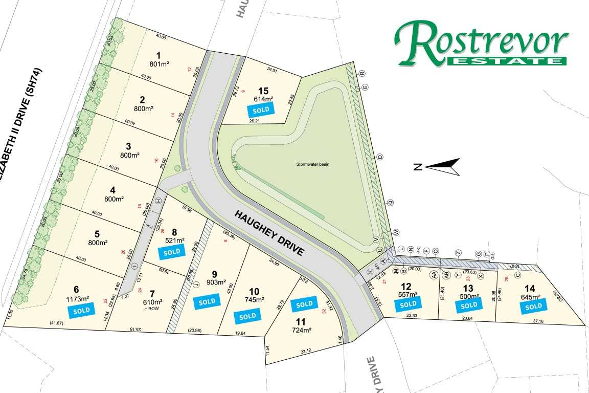 Rostrevor Estate, the Final Release