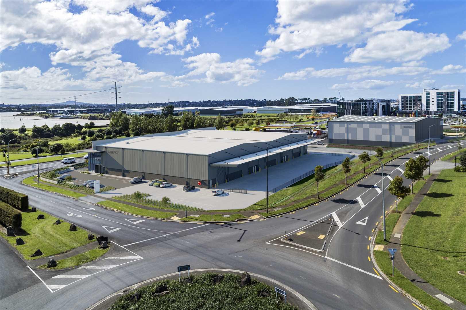 El Kobar industrial unit 1,400 sqm