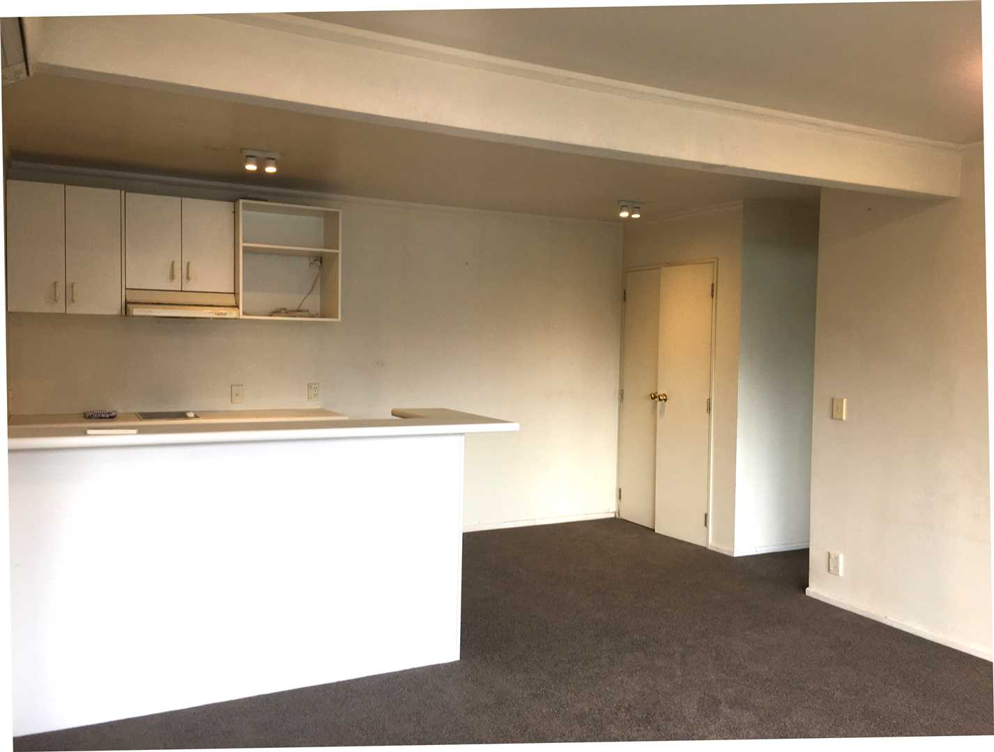 Warm two bedroom apartment with views