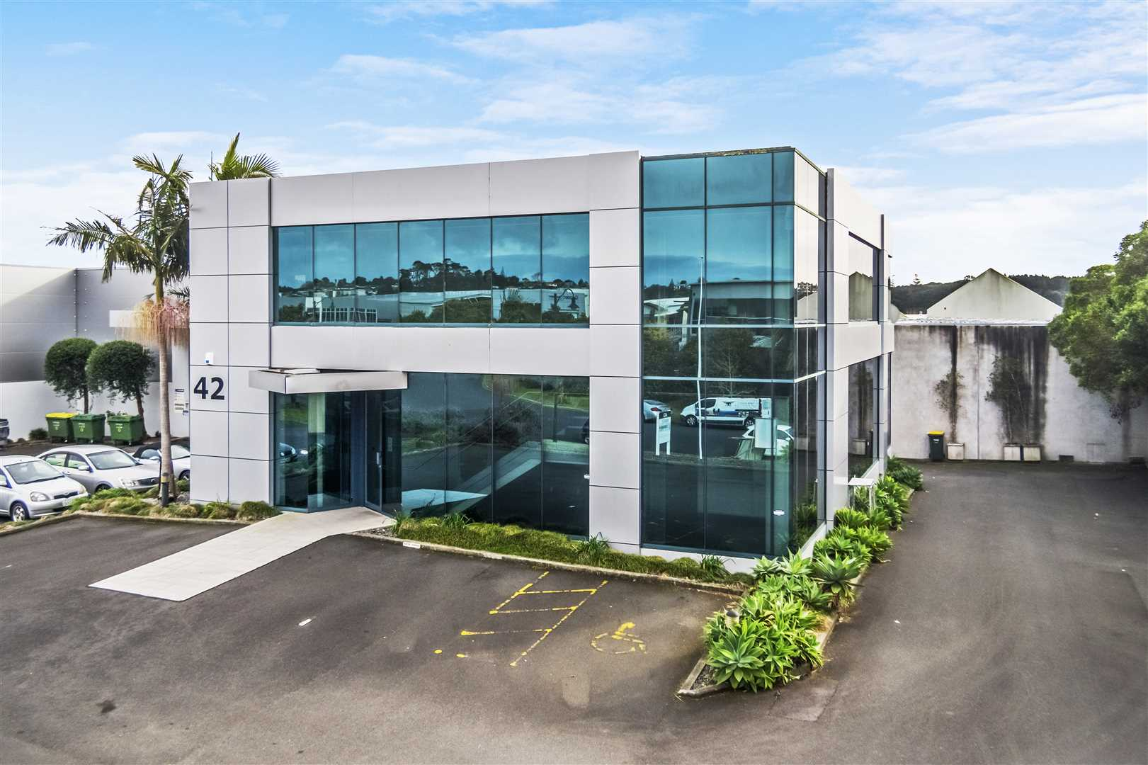 Refreshed North Shore Headquarters - for lease