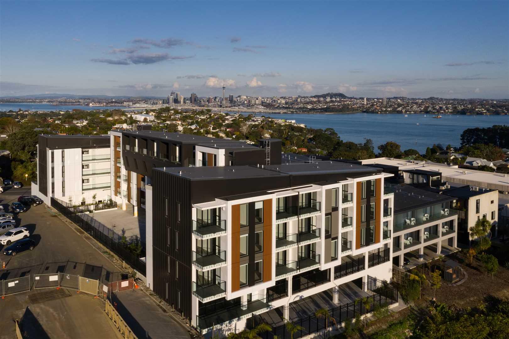 Brand New, Freehold Apartment - Settling Soon
