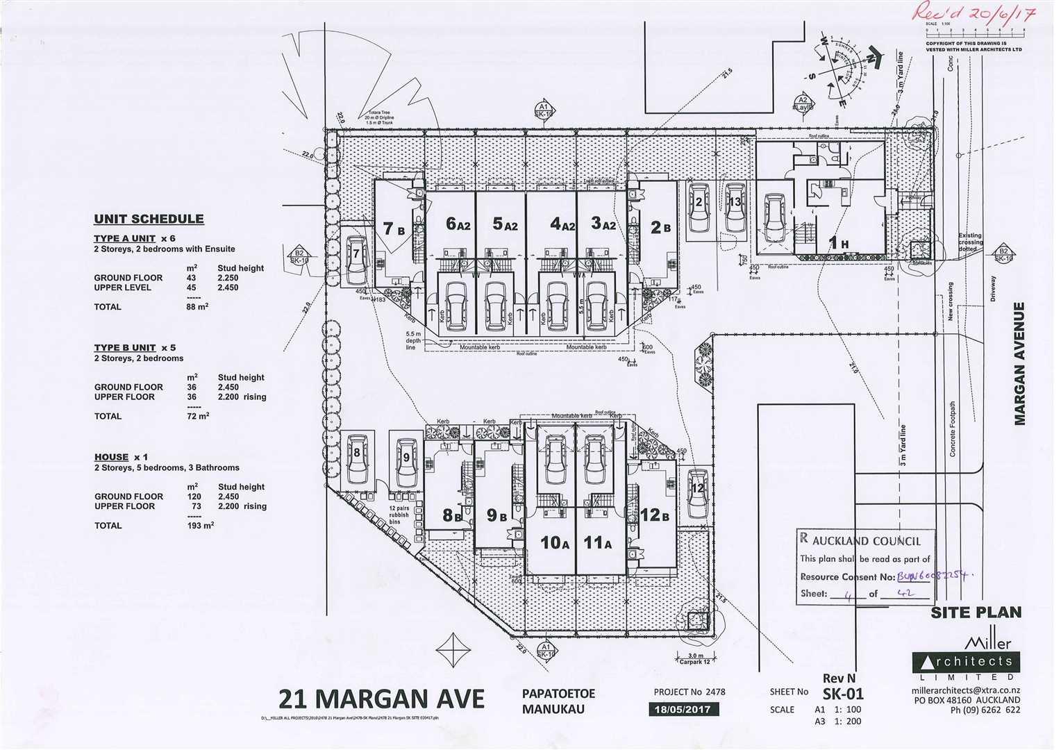 A 12 Residential Unit Development