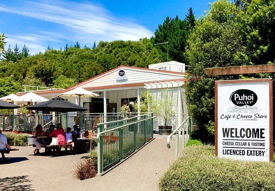 Puhoi Cafe and Cheese Store