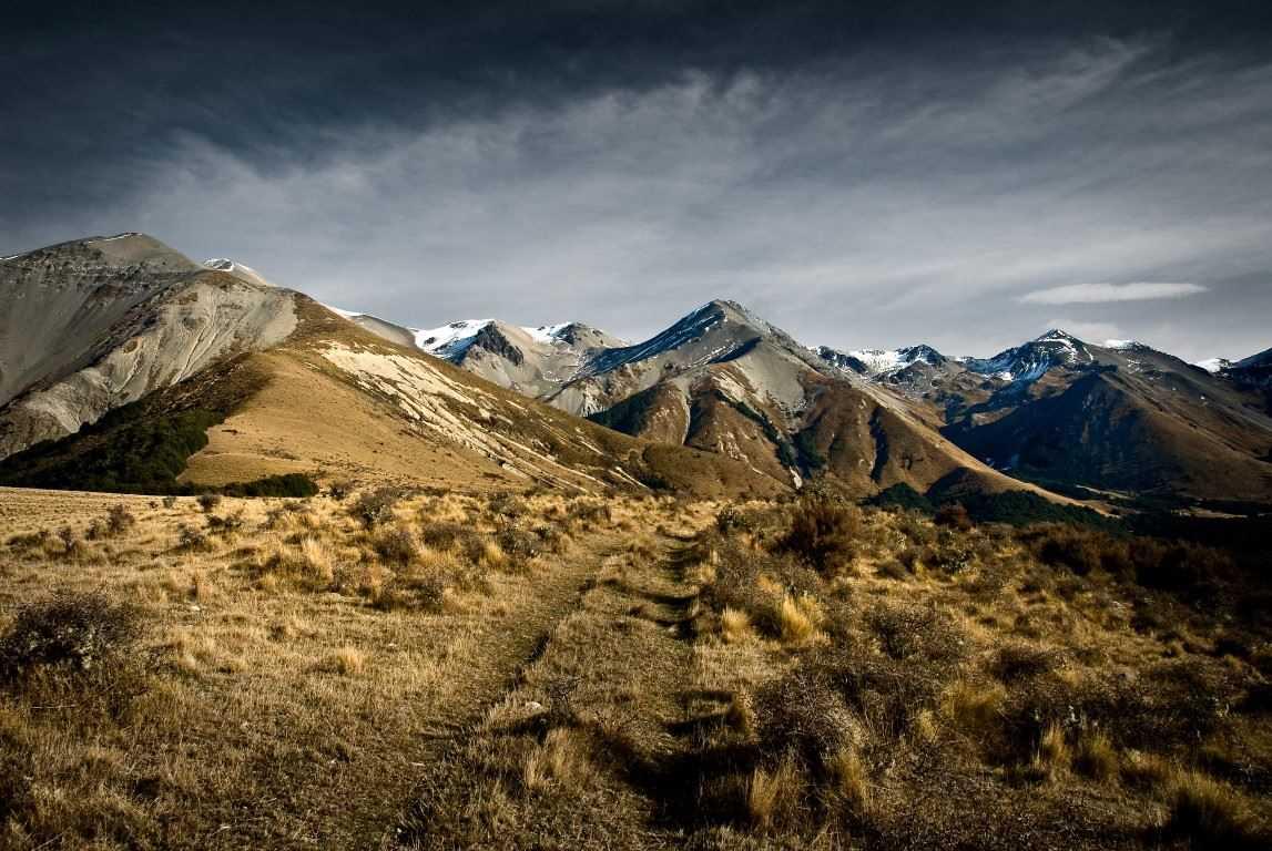 New Zealanders Alpine Village