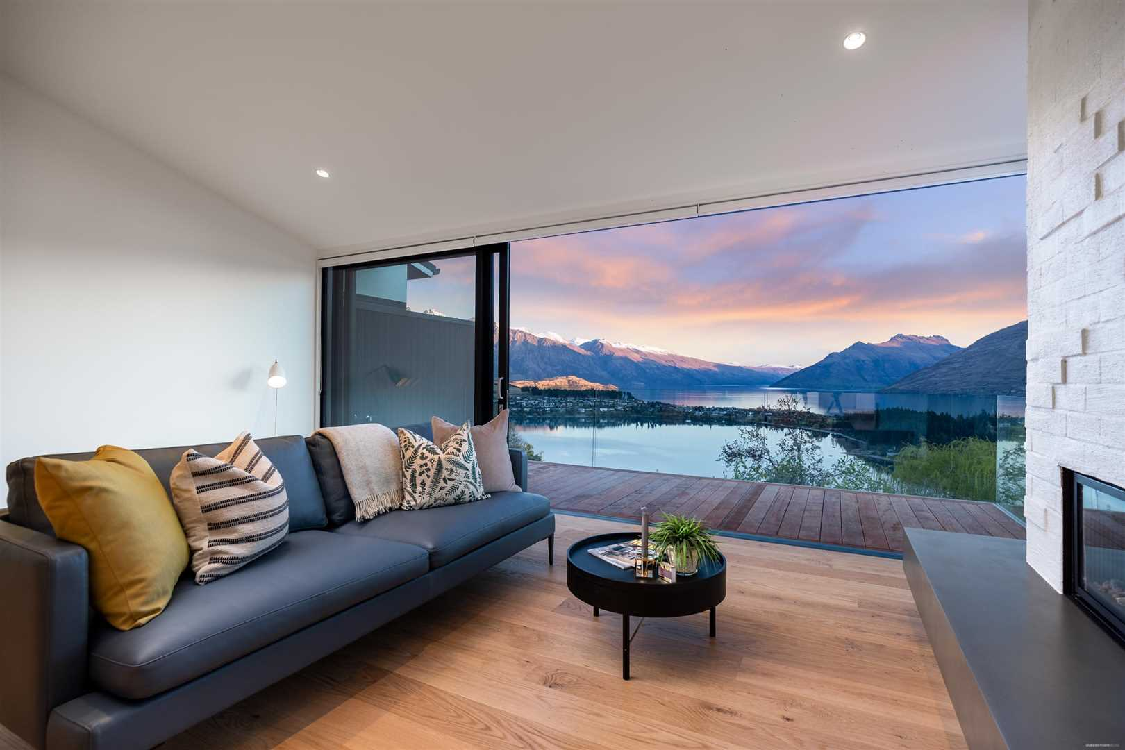 Brand New Designer Home on Queenstown Hill