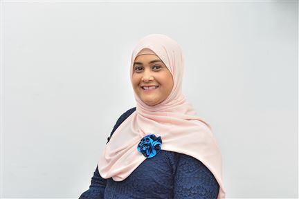 Nazia Ali