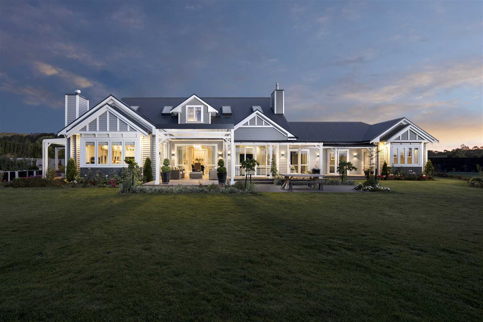 Designer Home in a Class of its Own