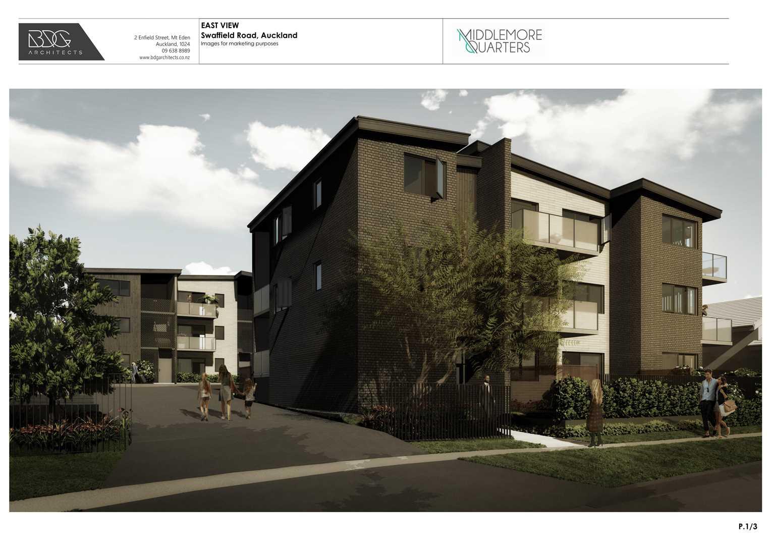 Middlemore Quarters: Easy-Care Living