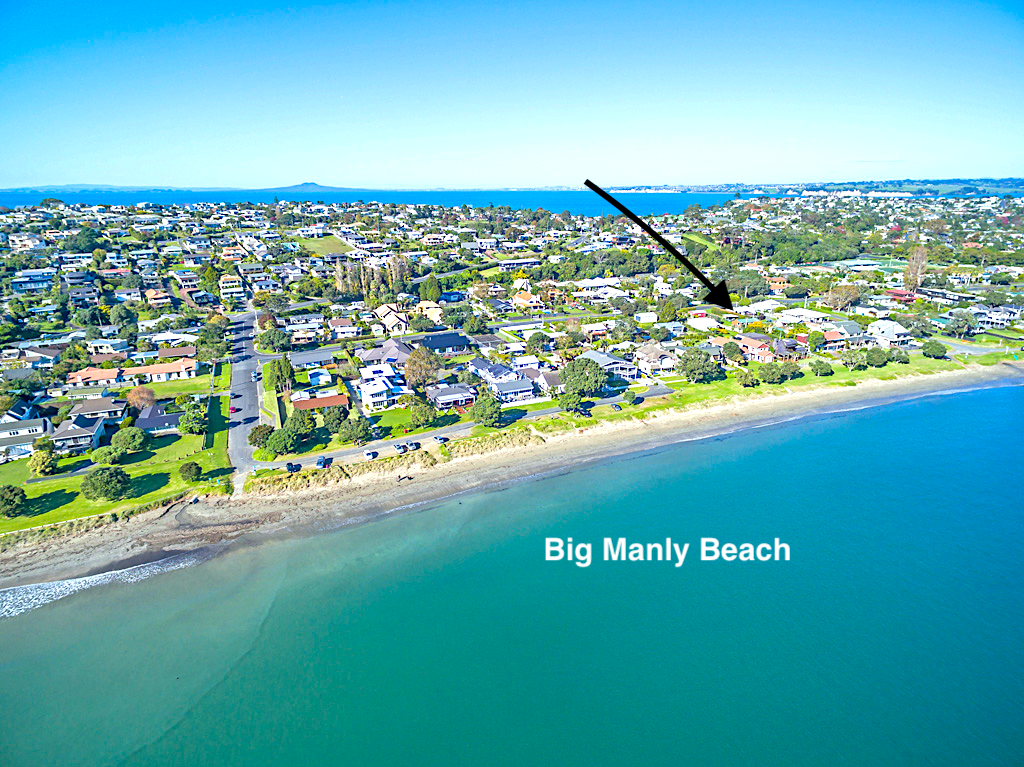 So so close to Big Manly Beach....