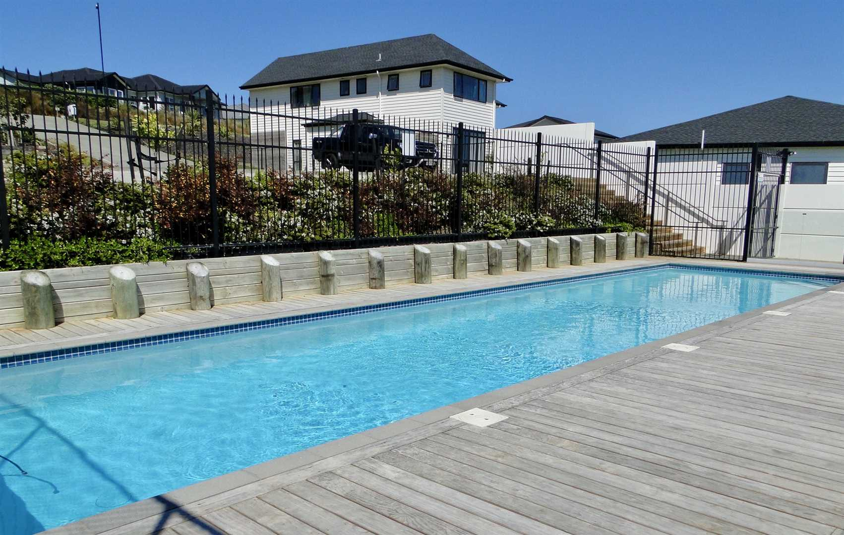 Owner's Association Clubhouse Swimming Pool