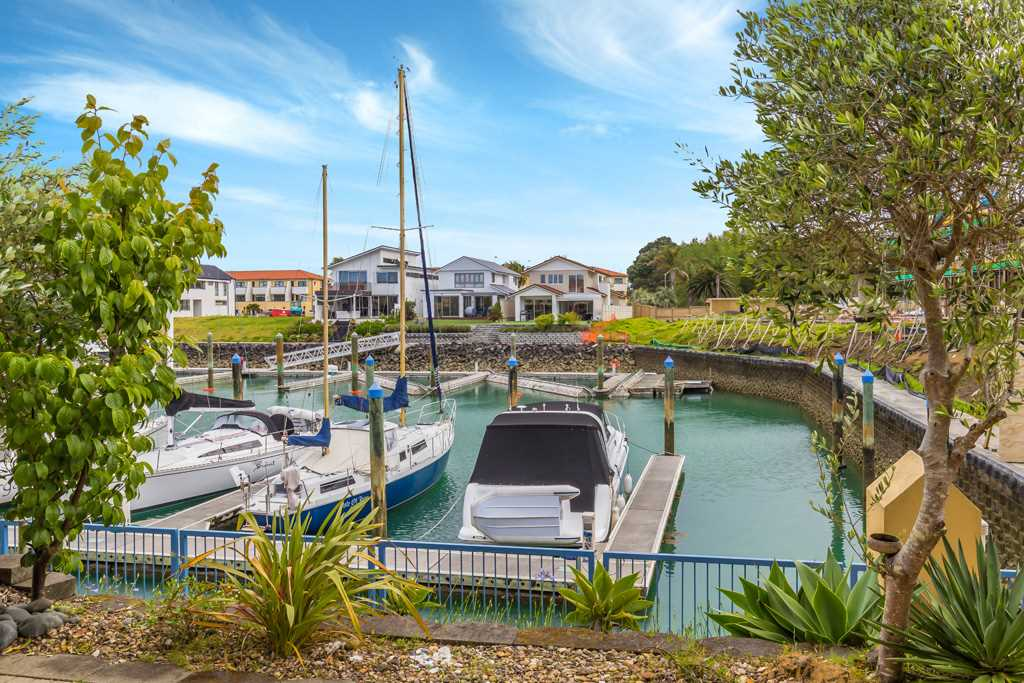 Your own marina berth