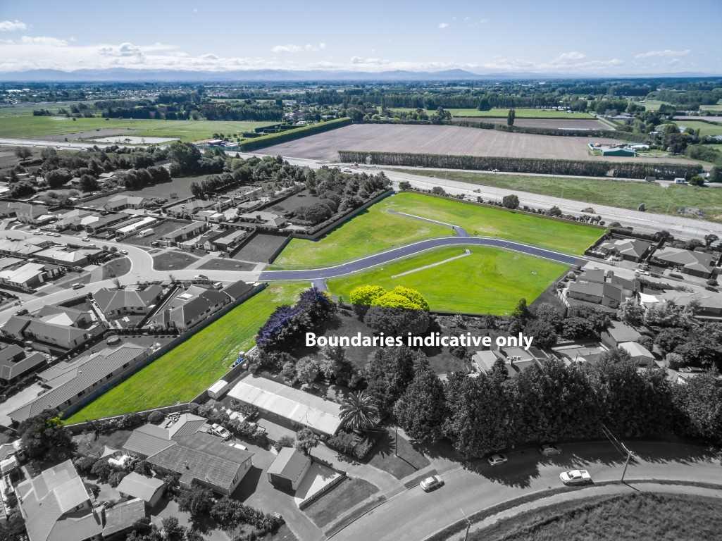 Rostrevor Estate-The Final Section