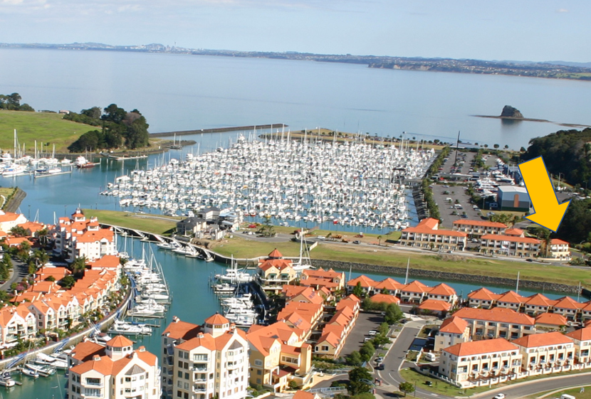 Fantastic buying in the heart of Gulf Harbour