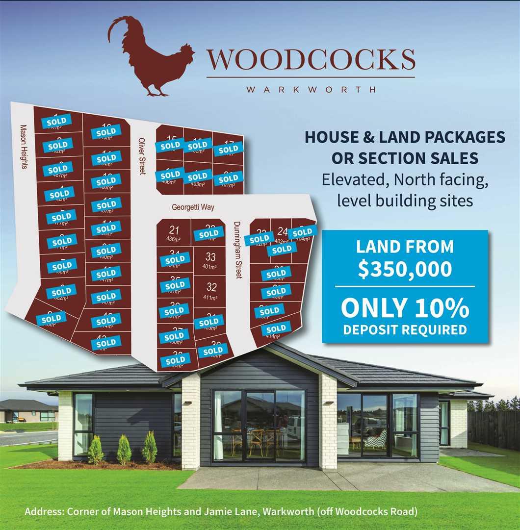 Woodcocks Estate