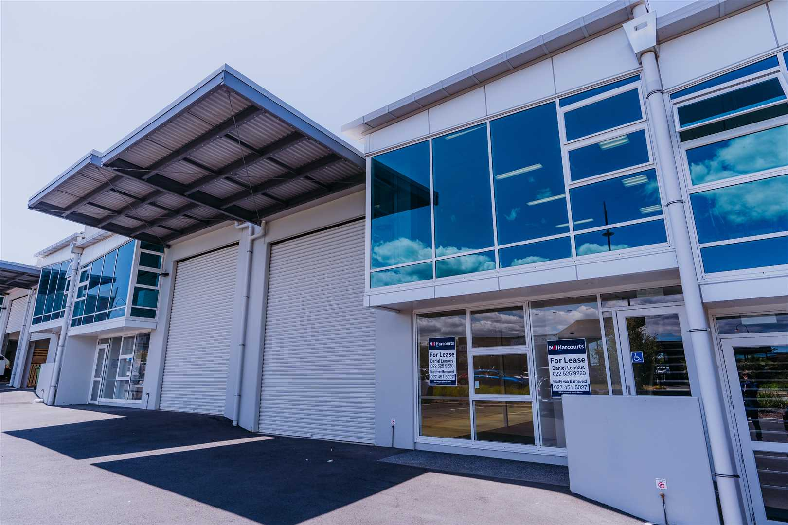 High End, 255m² Warehouse/Office Unit