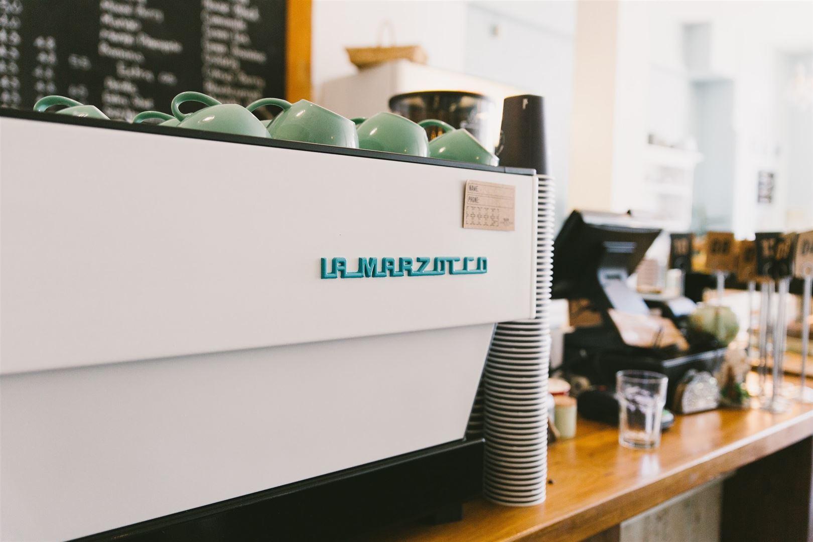 . Café, Christchurch Central