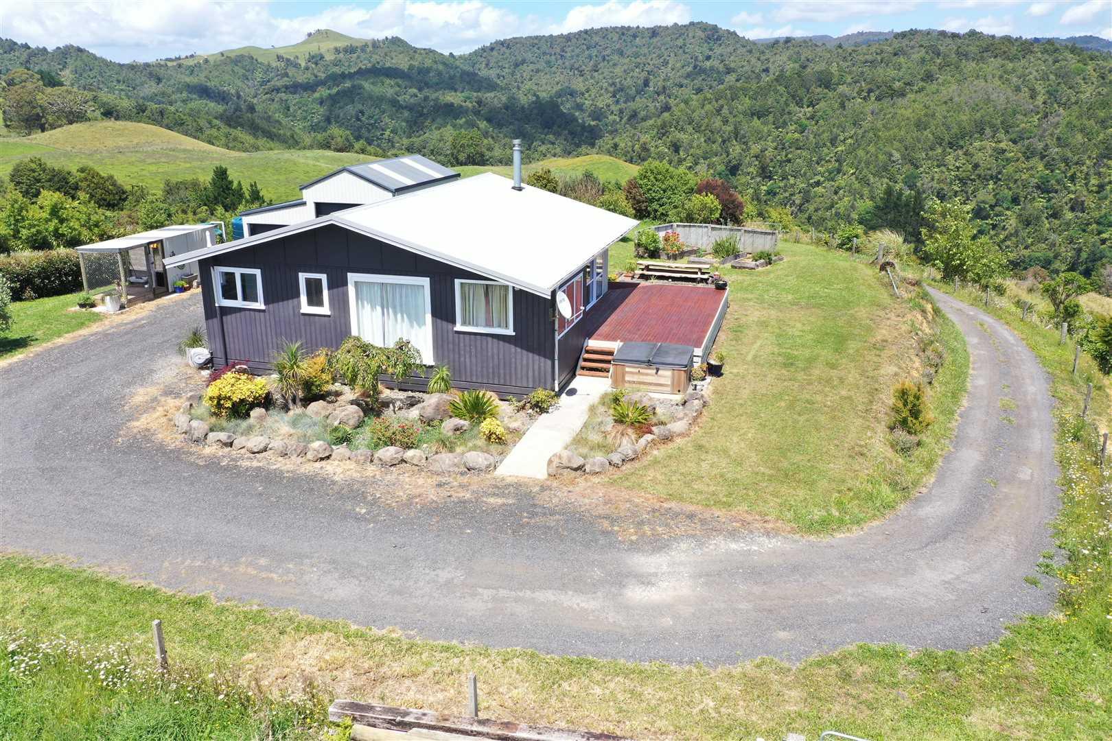 1158C Waihi-Whangamata, Waihi