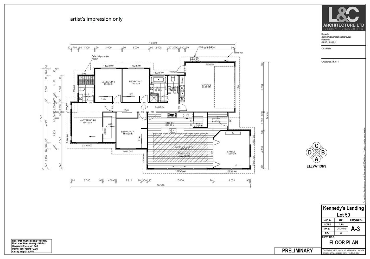 Lot 50 Kennedy's Landing, Halswell