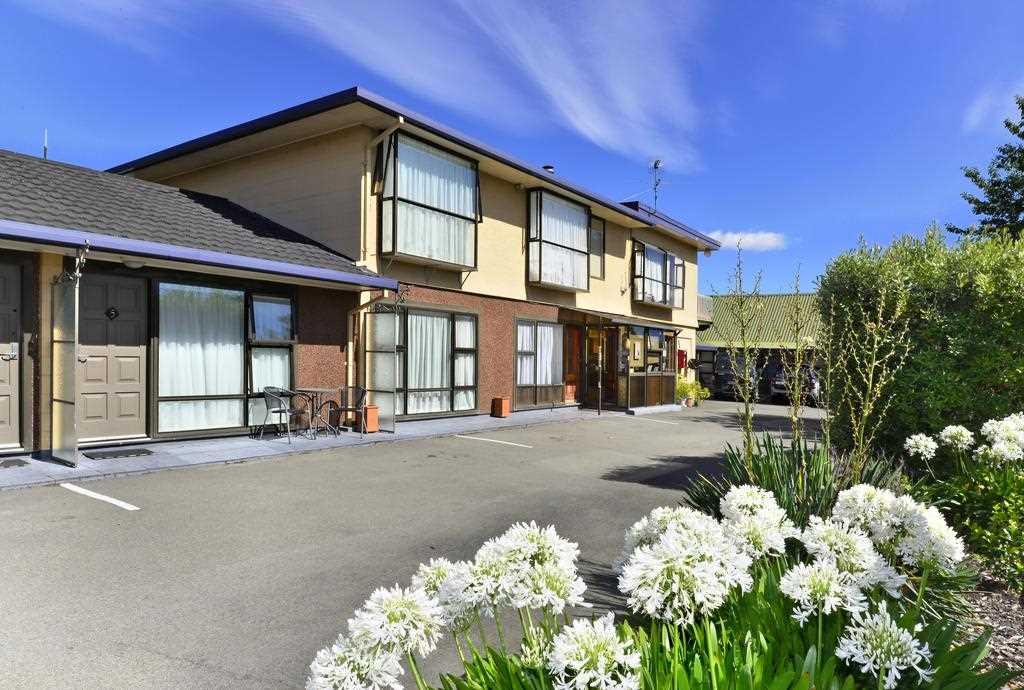290 Blenheim Road (Classique Motel), Upper Riccarton