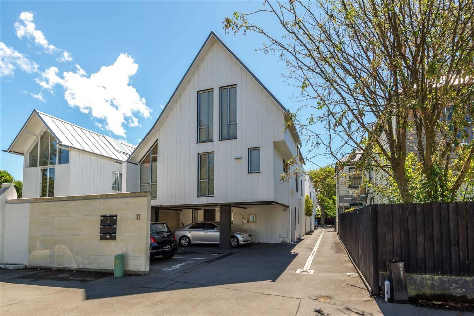 7/31 Gloucester Street, Christchurch Central